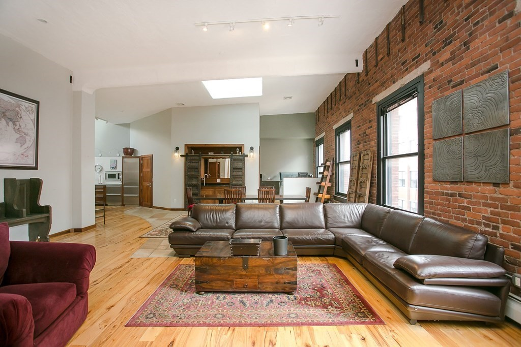 Homes For Sale in Boston's Leather District
