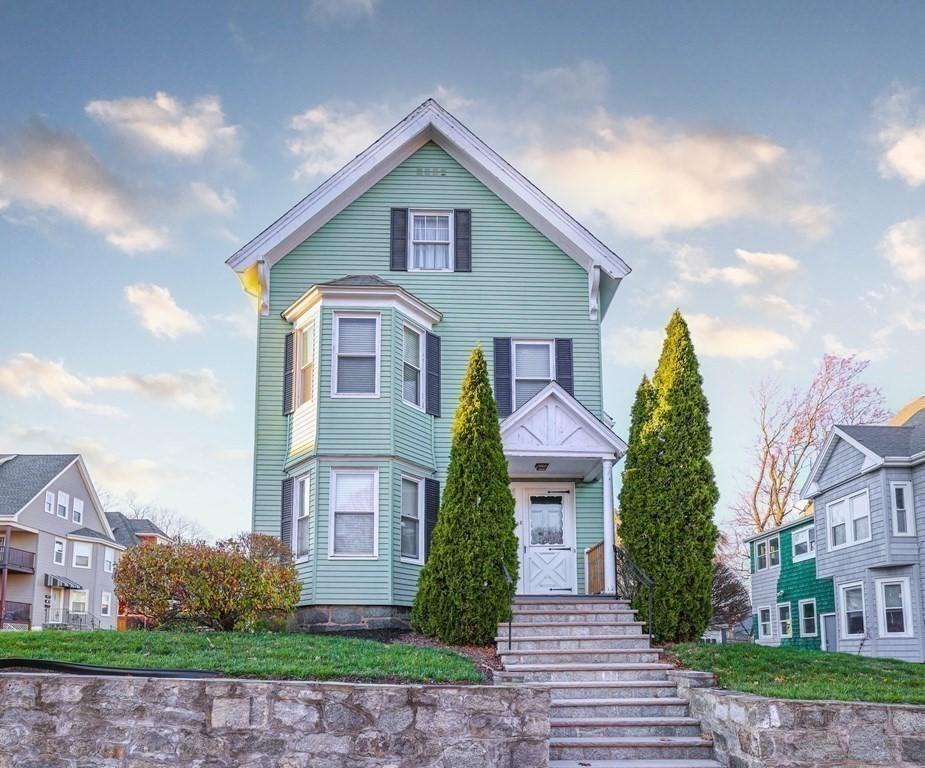 Homes For Sale in Boston's Roslindale Neighborhood