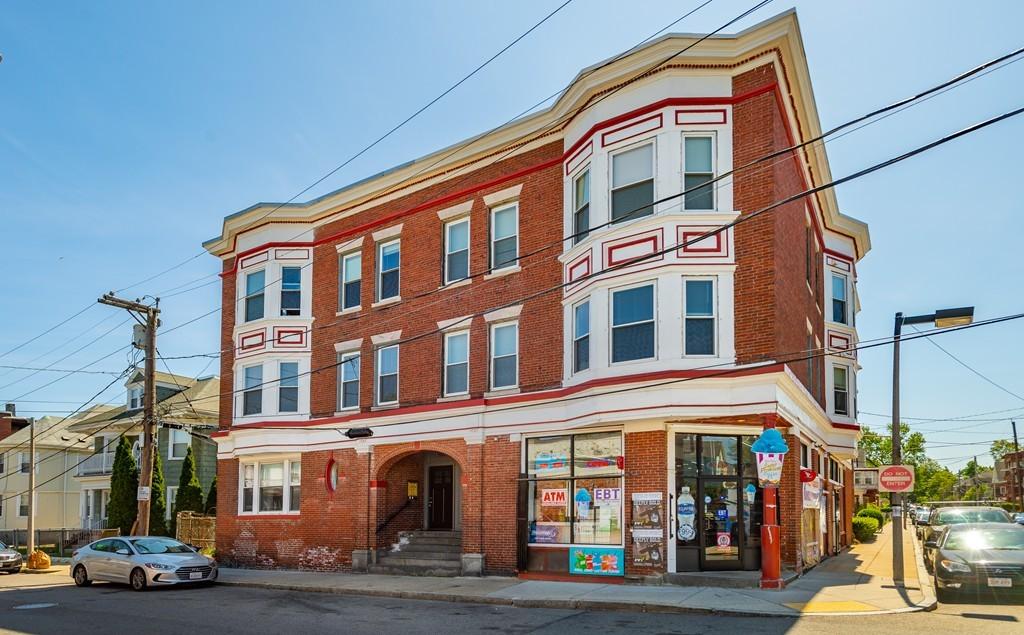 Homes for sale in Boston's Roxbury neighborhood