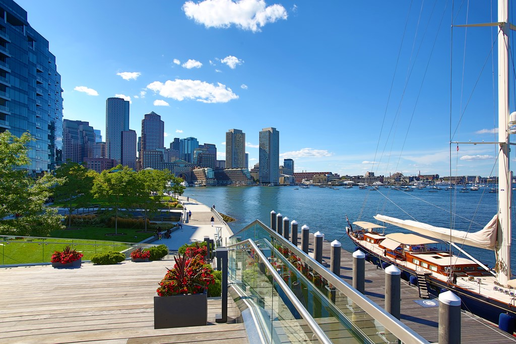 Homes For Sale in South Boston's Seaport District