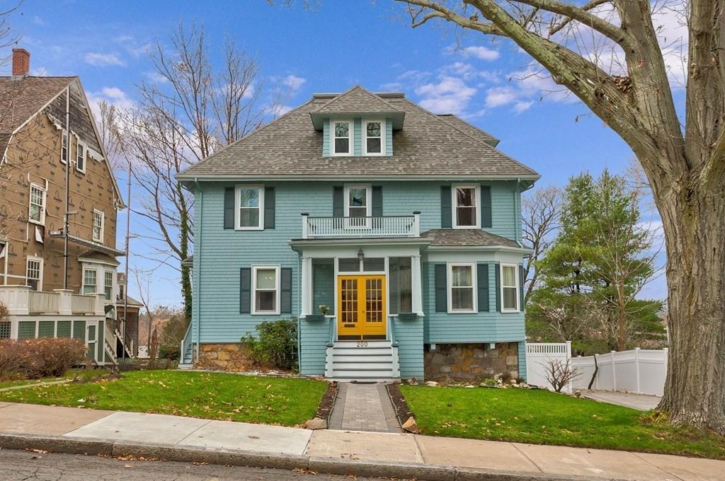 Homes For Sale in Boston's West Roxbury Neighborhood