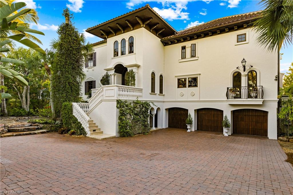 Sanibel Waterfront Homes with Virtual Tours