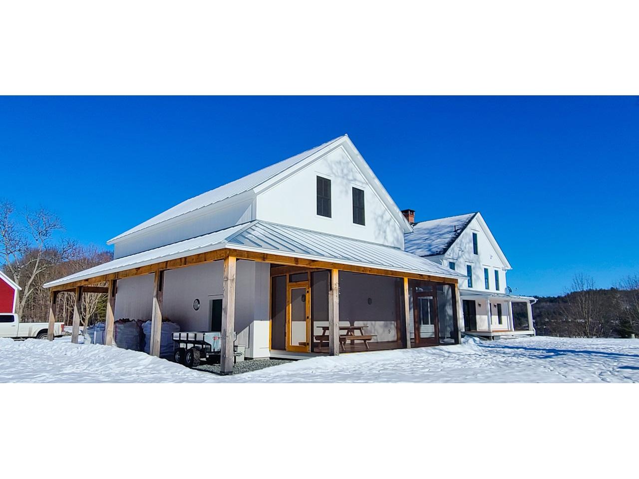 Newbury, VT Real Estate