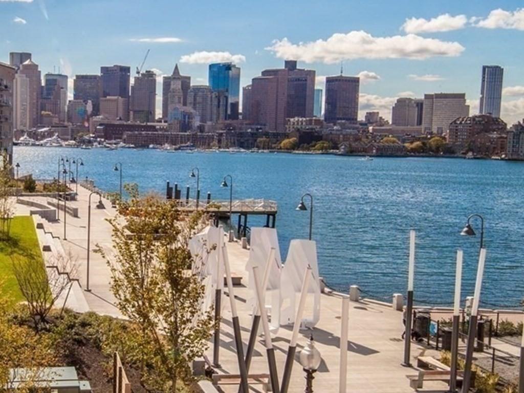 Harborwalk | East Boston New Construction Luxury Condos