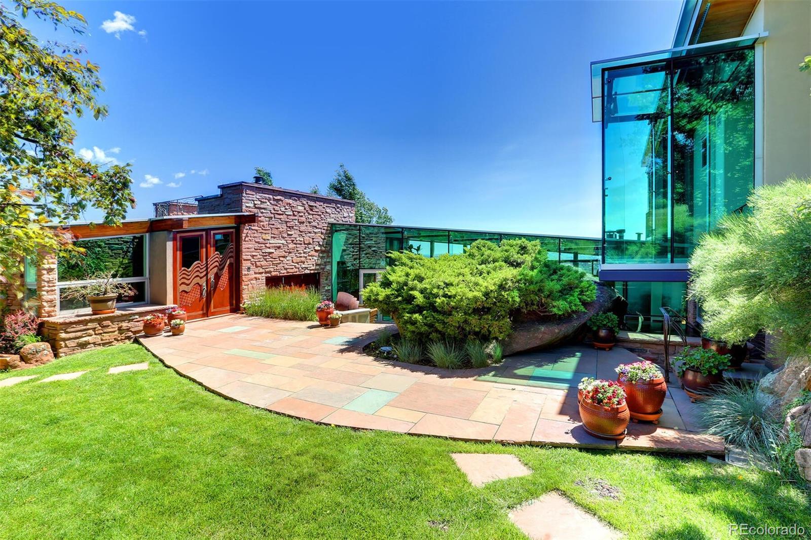 Luxury Boulder Homes