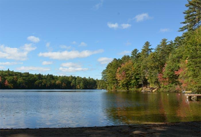 Balch Lake, NH