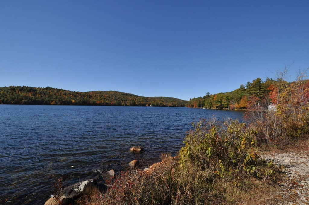 Horn Pond, NH