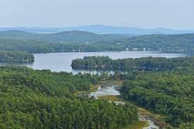 Lake Waukewan, NH