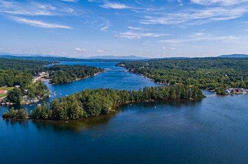 Lake Winnisquam, NH