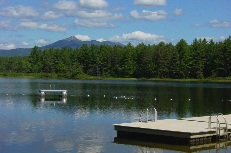 Moores Pond, NH