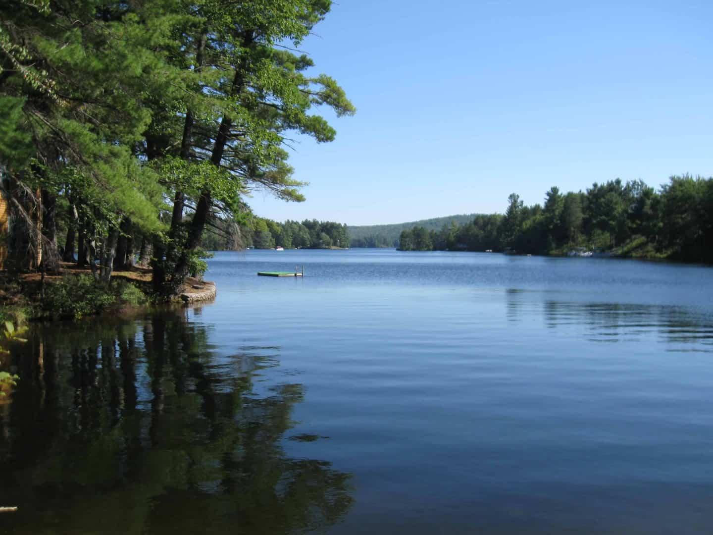 Pine River Pond, NH