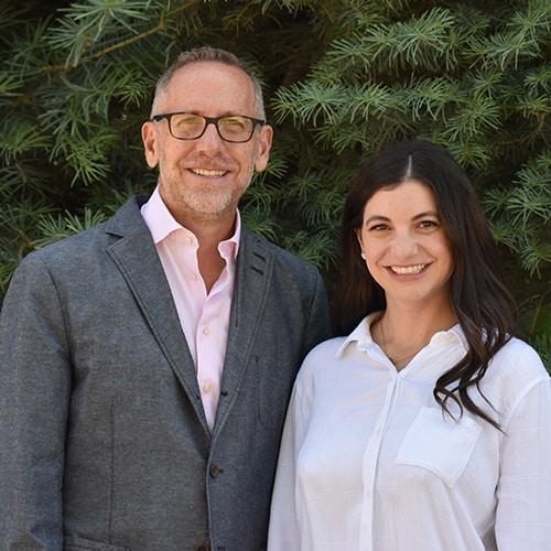 Aaron Linkow & Lindsey Baltimore