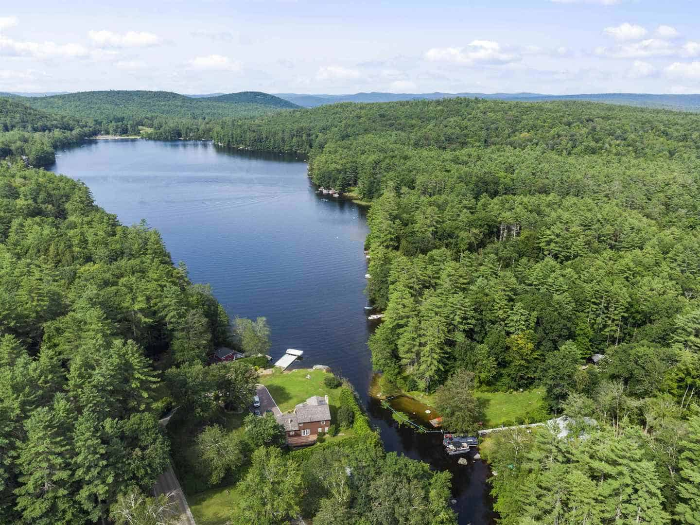 Swanzey Lake Homes for sale