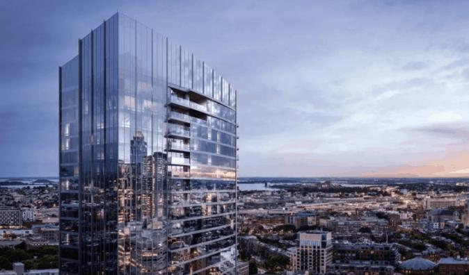Raffles Residences | Back Bay New Construction Luxury Condos