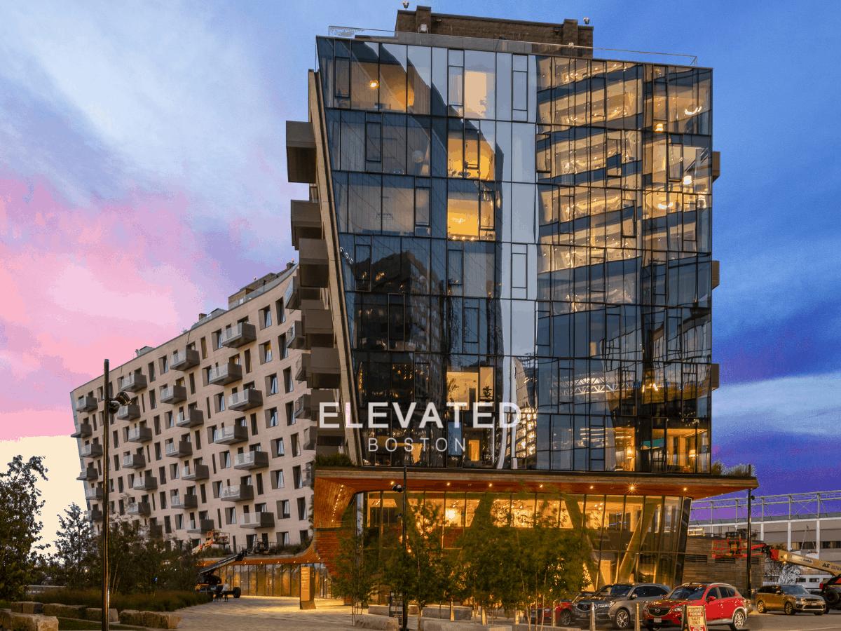 Pier 4 | Seaport New Construction Luxury Condos