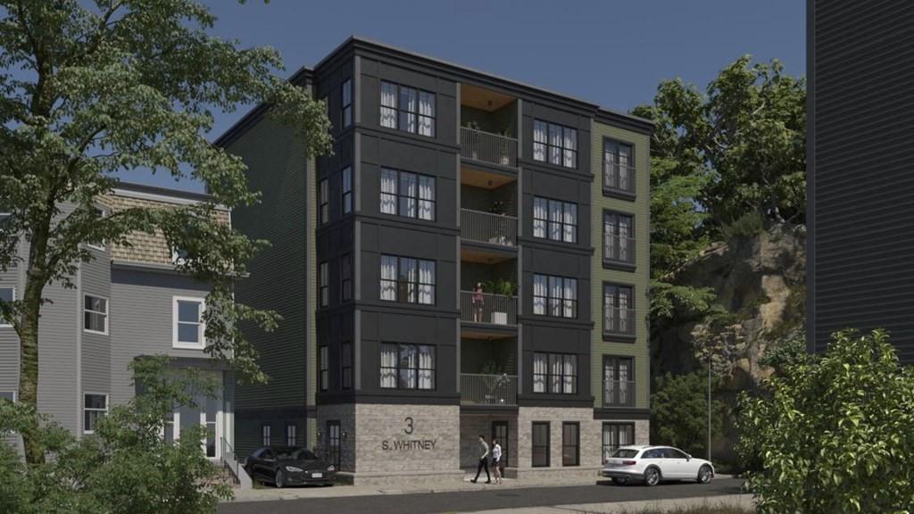 3 South Whitney | Boston Luxury Condos