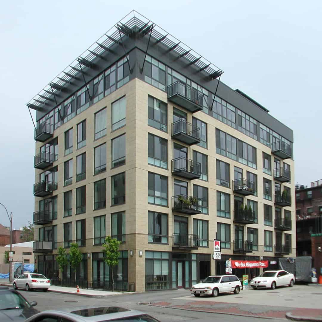 The Modern Lofts