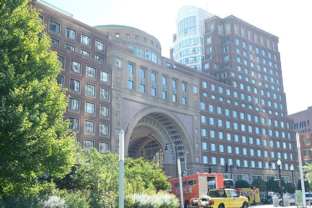 The Residences at Rowes Wharf