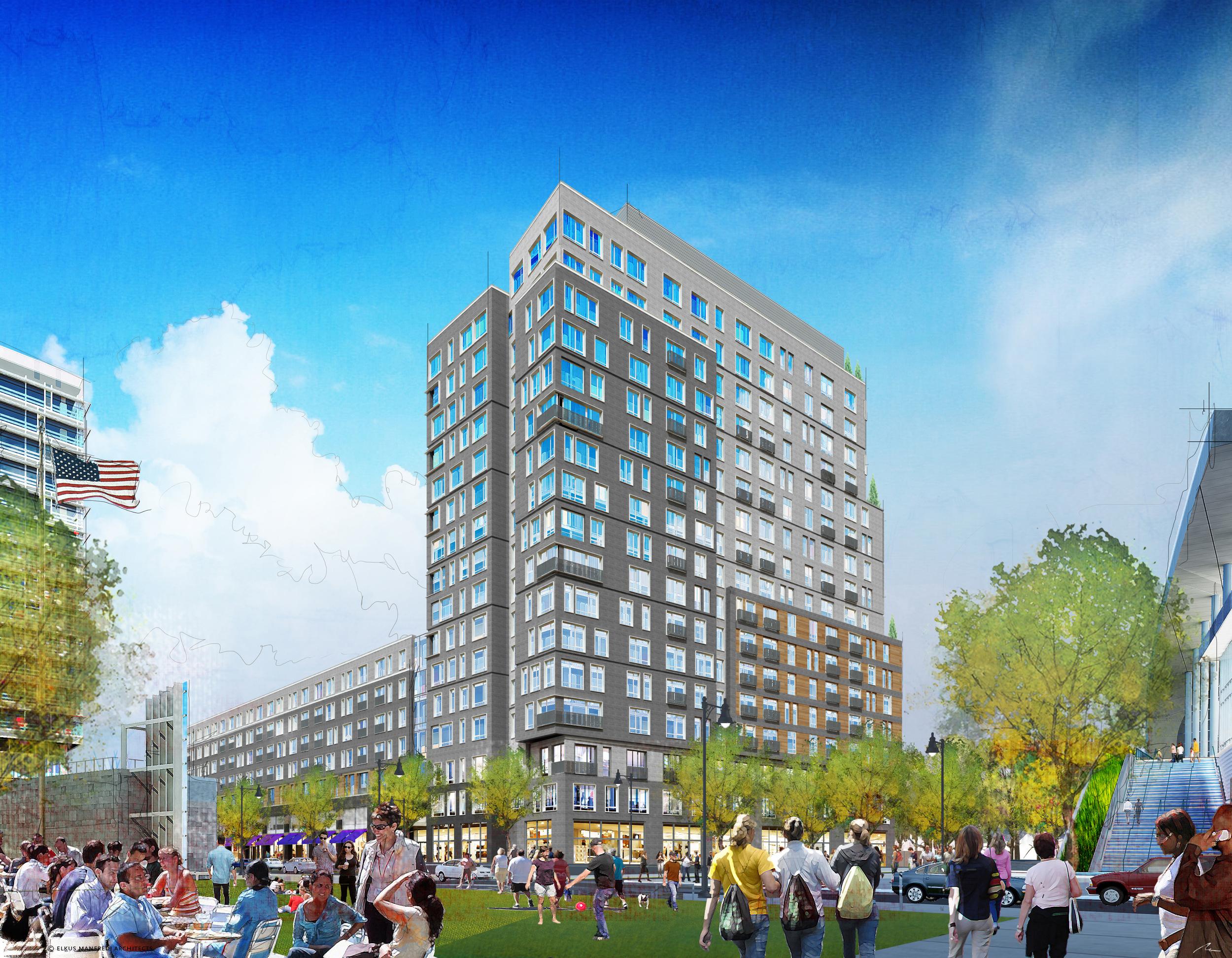 Lantera | Boston No Fee Luxury Apartments