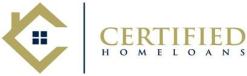 certified home loans logo