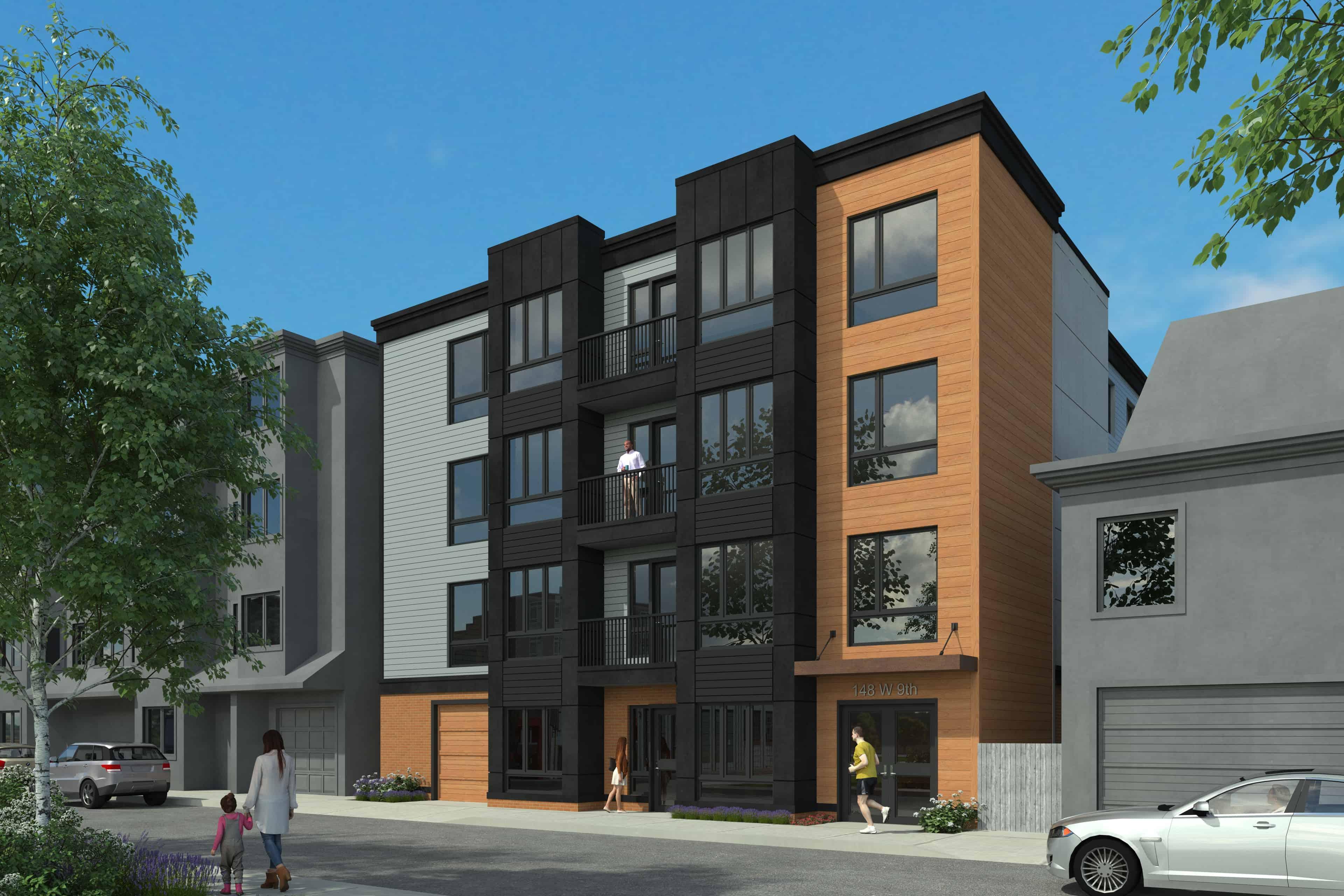 148 W 9th | South Boston New Construction Condos