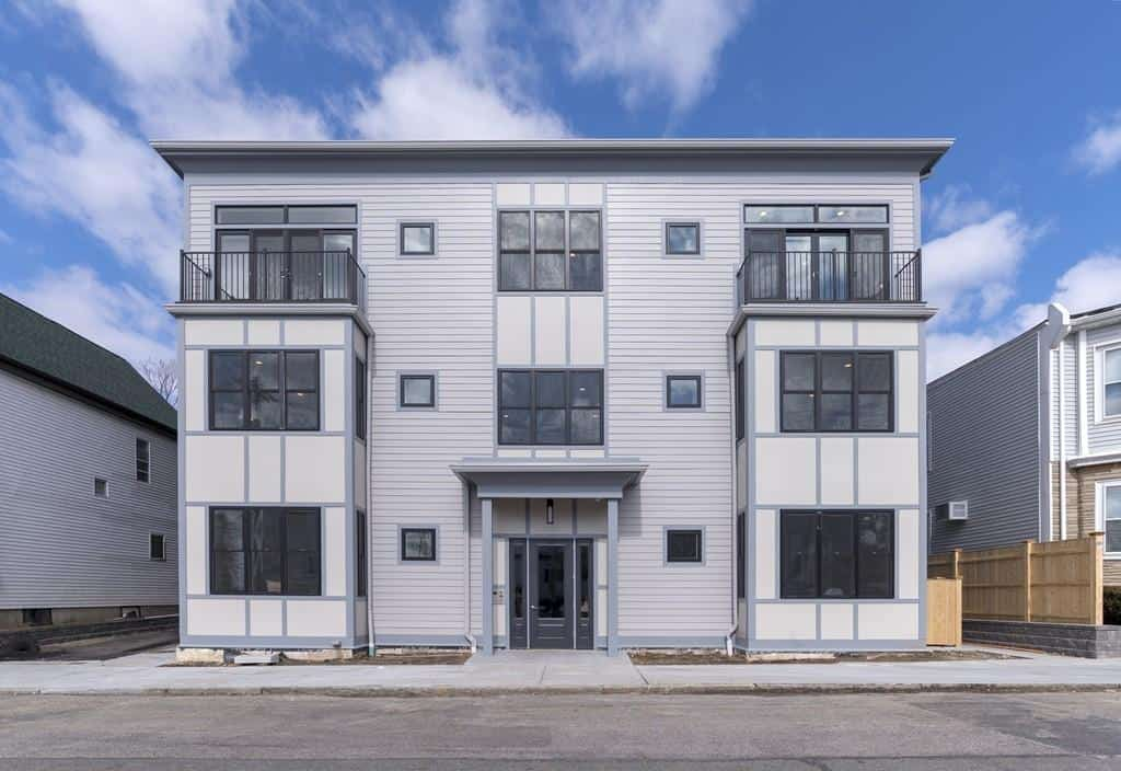 HarborPier | East Boston New Construction