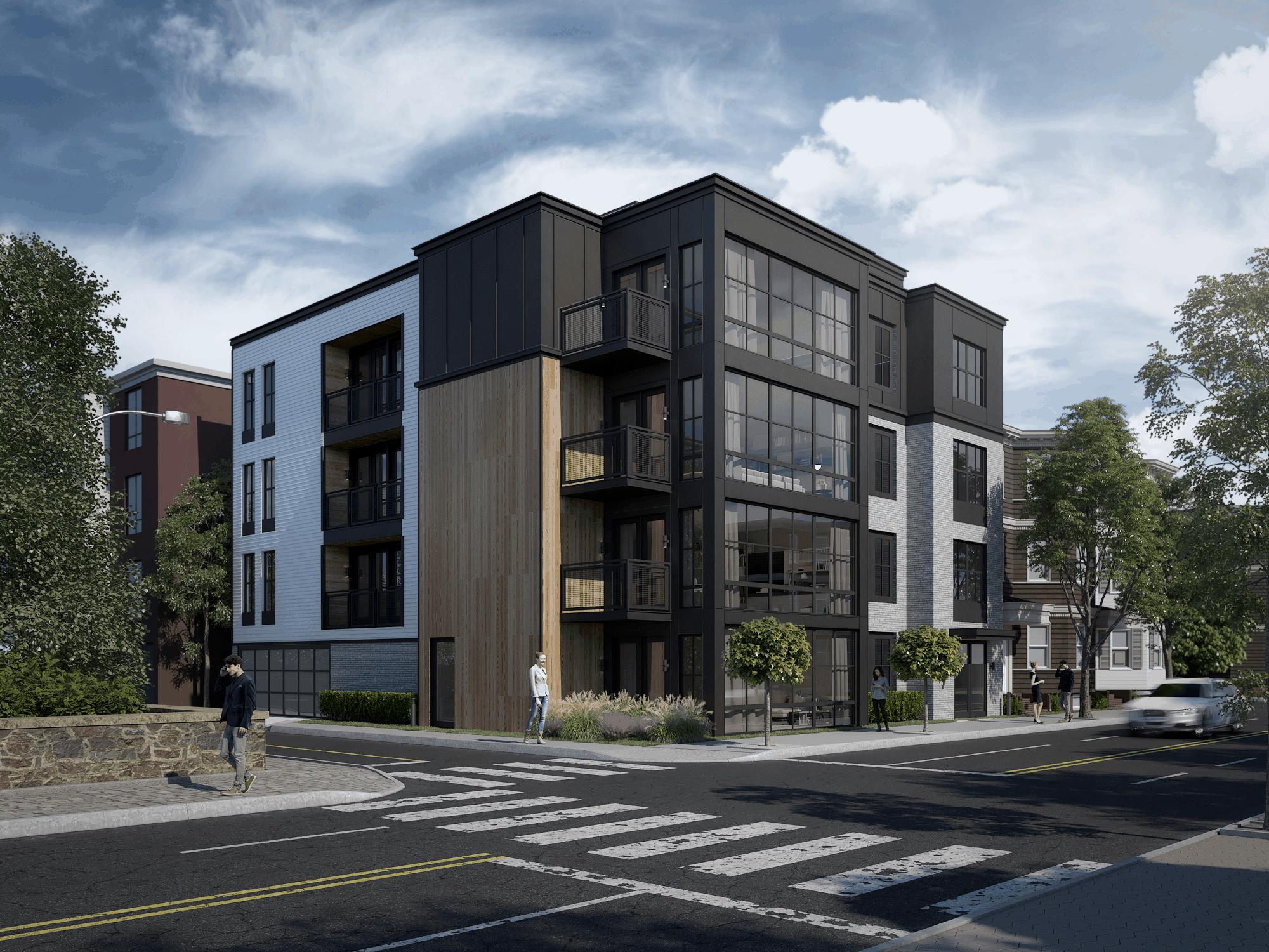 347 Maverick | East Boston Luxury Condos