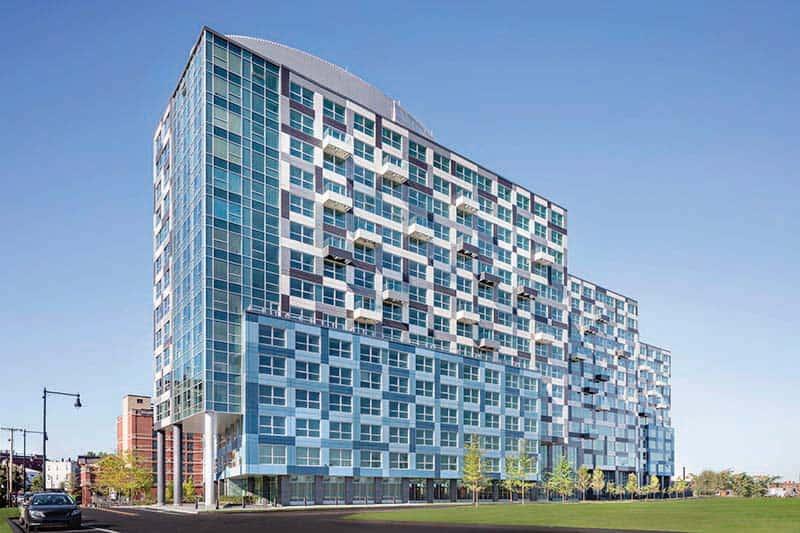 ZINC | Cambridge Luxury Apartments