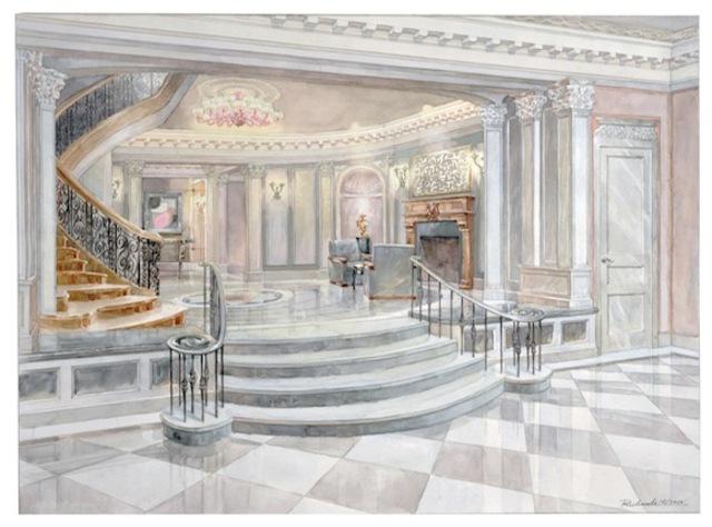 The Bradley Mansion