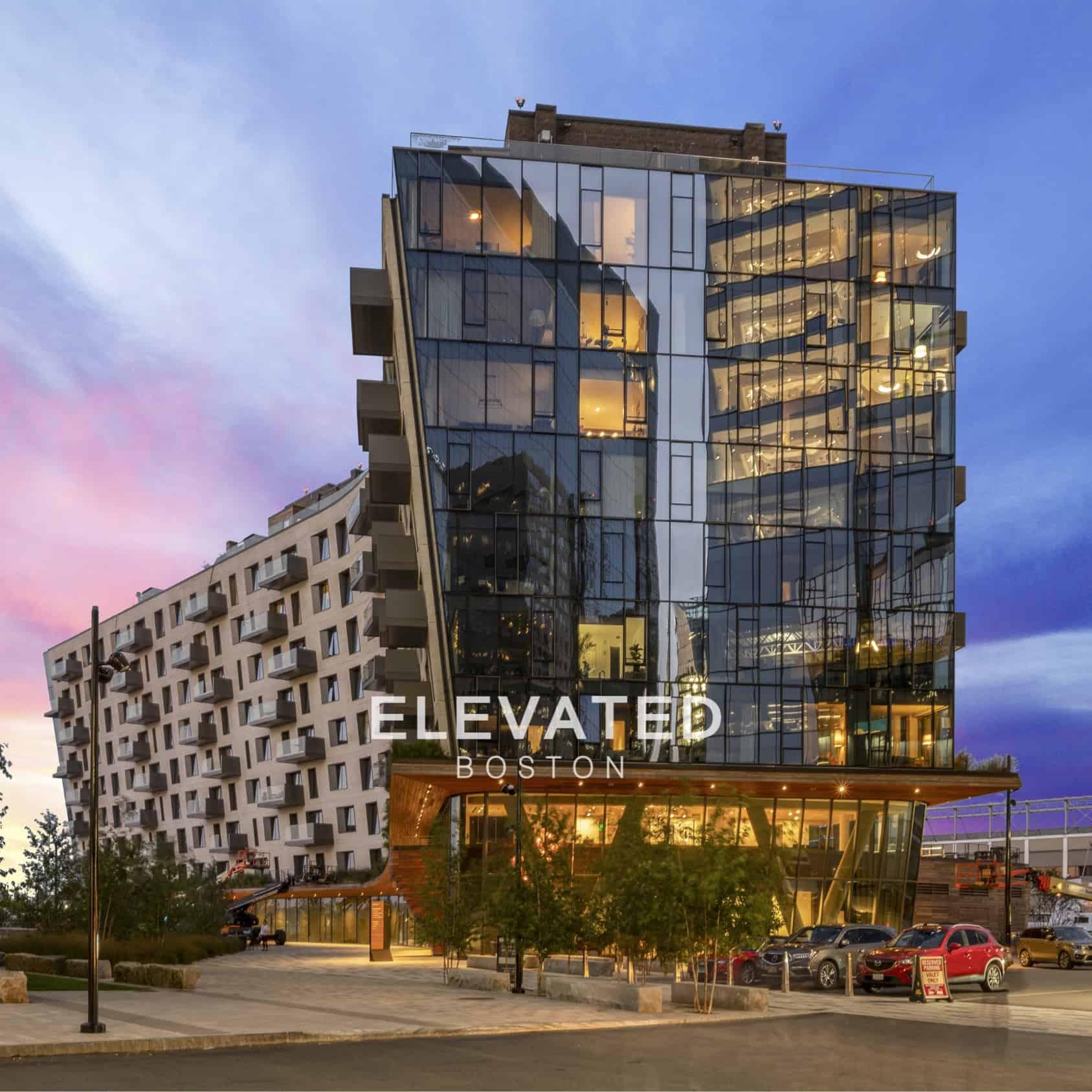 Pier 4 Seaport | New Construction Luxury Condos | Boston Seaport