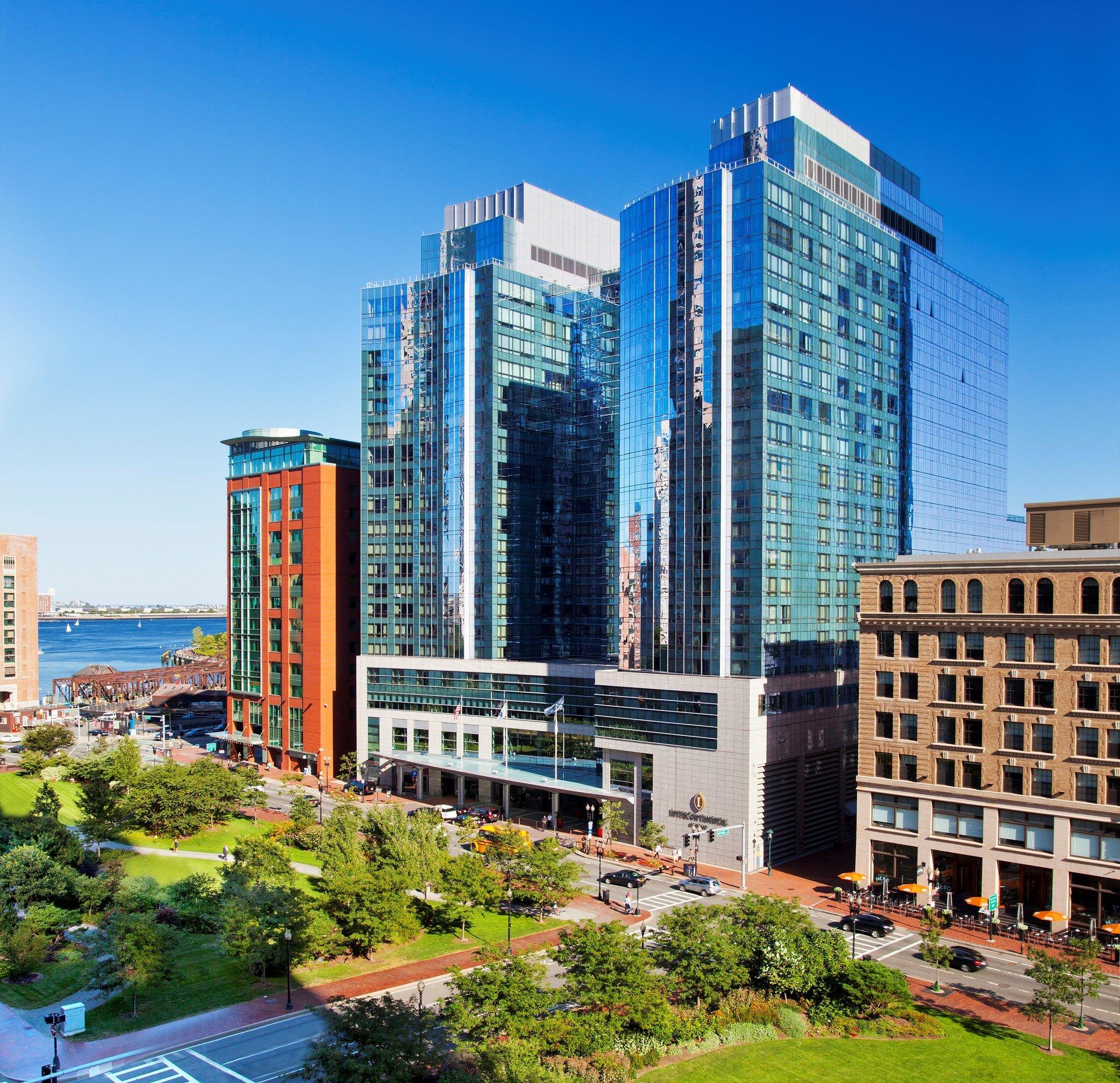 The InterContinental | Boston Waterfront Luxury Condos