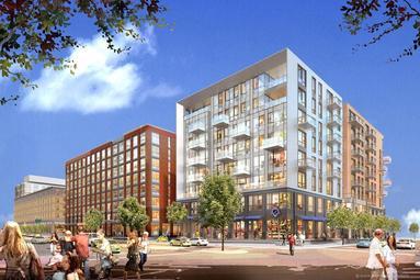 The Ink Block/Sepia Condominiums