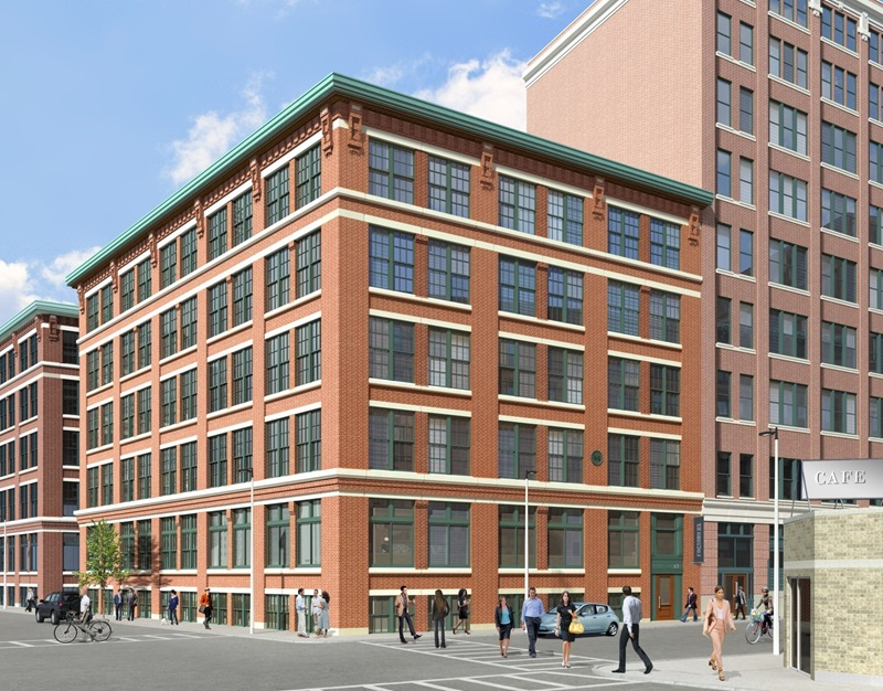 The Muse | Seaport Luxury Condos