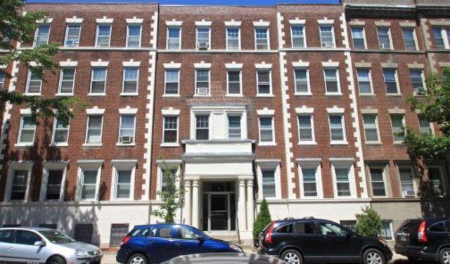 Charles Chauncy Apartments