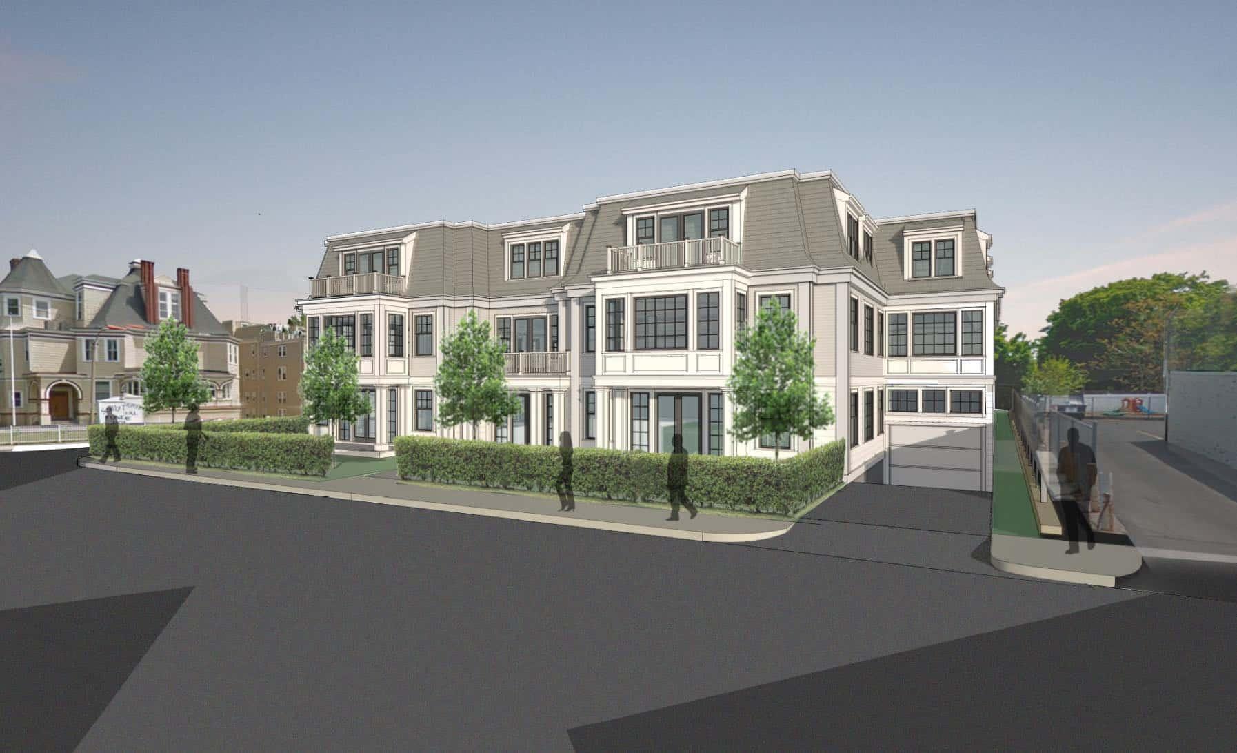 LIV Pleasant | Dorchester Luxury Condos