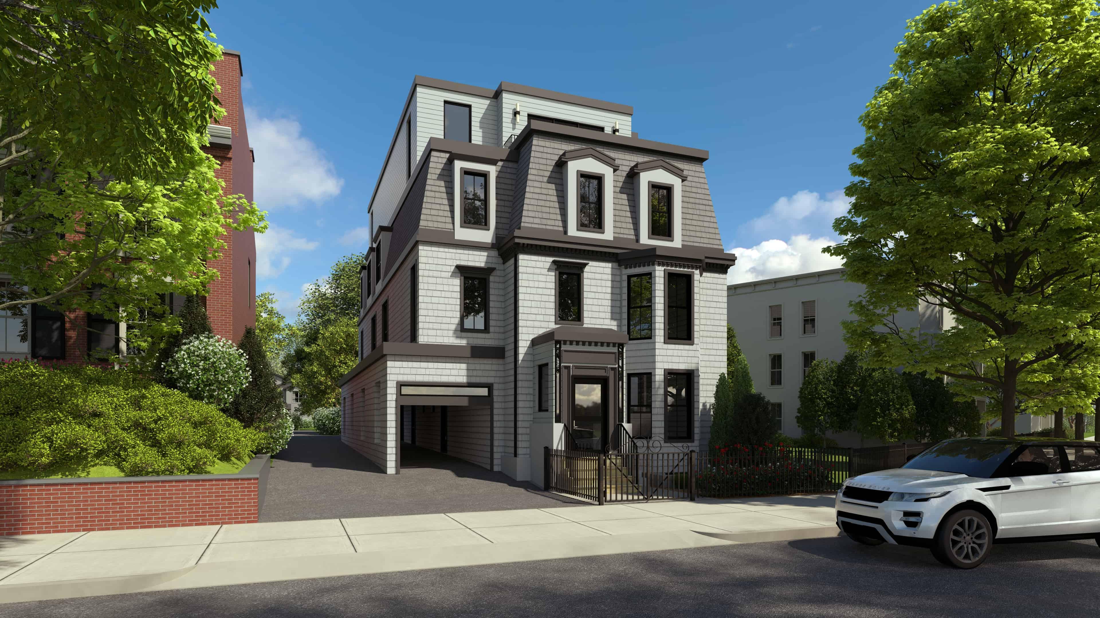 228 Webster | East Boston Luxury Condos