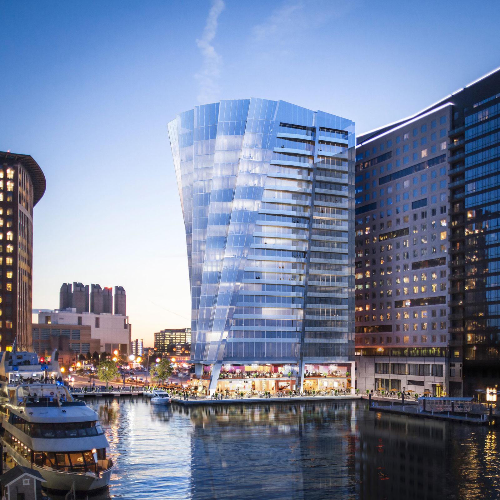 150 Seaport | 150 Seaport Boulevard | Seaport Pre-Construction Condos | Seaport Boston