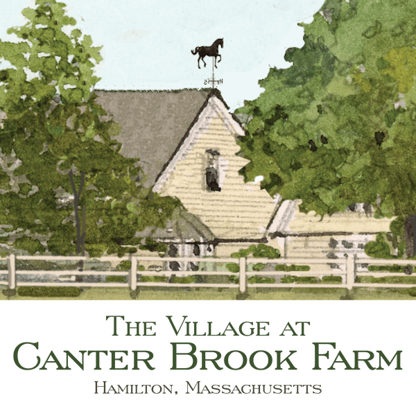 Canter brook farm logo