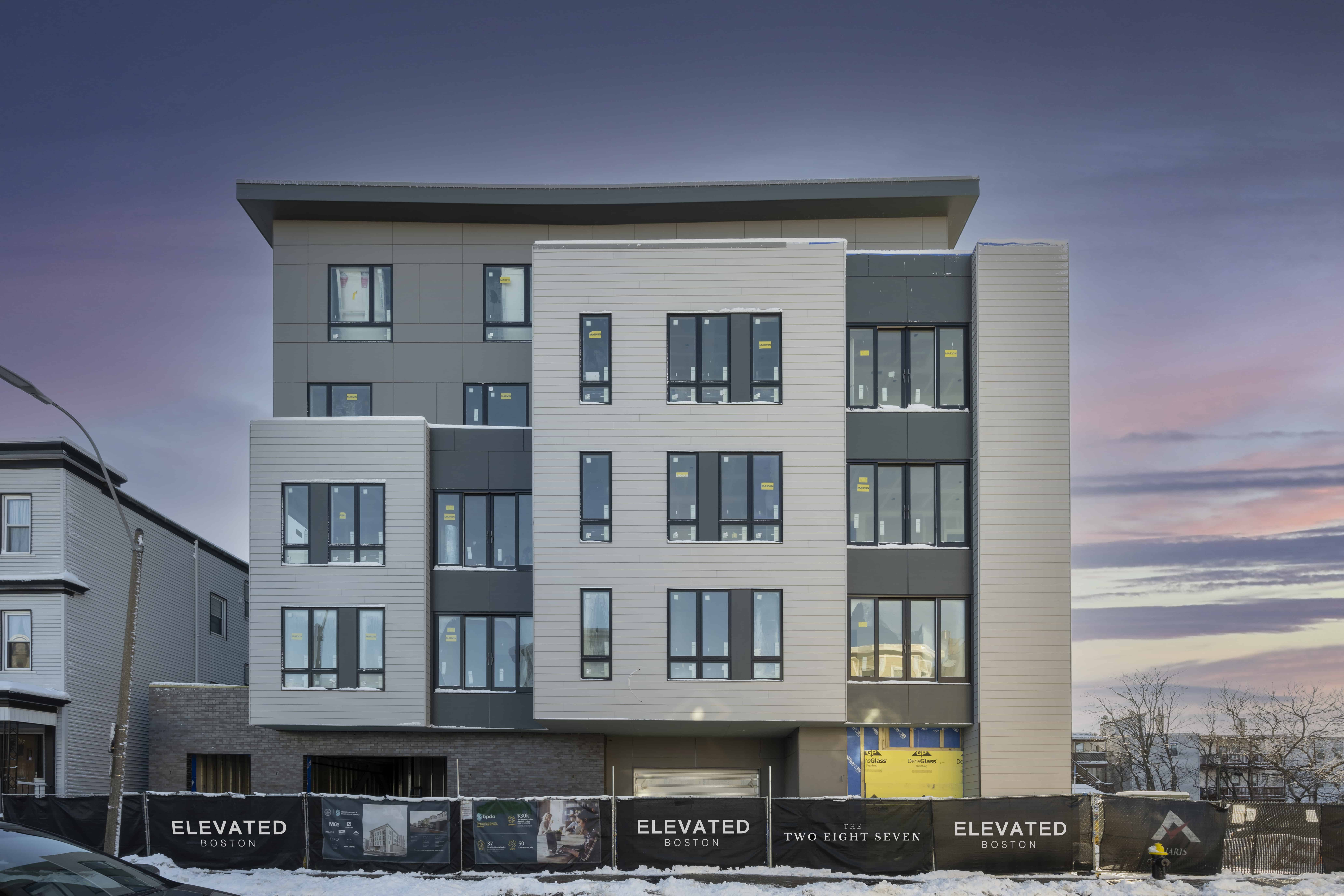 The Two Eight Seven | 287 Maverick St | East Boston Luxury Condos | Elevated Boston