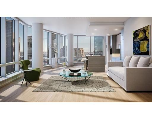 Millennium Tower | Boston Luxury New Construction Condos | 1 Franklin Downtown Boston