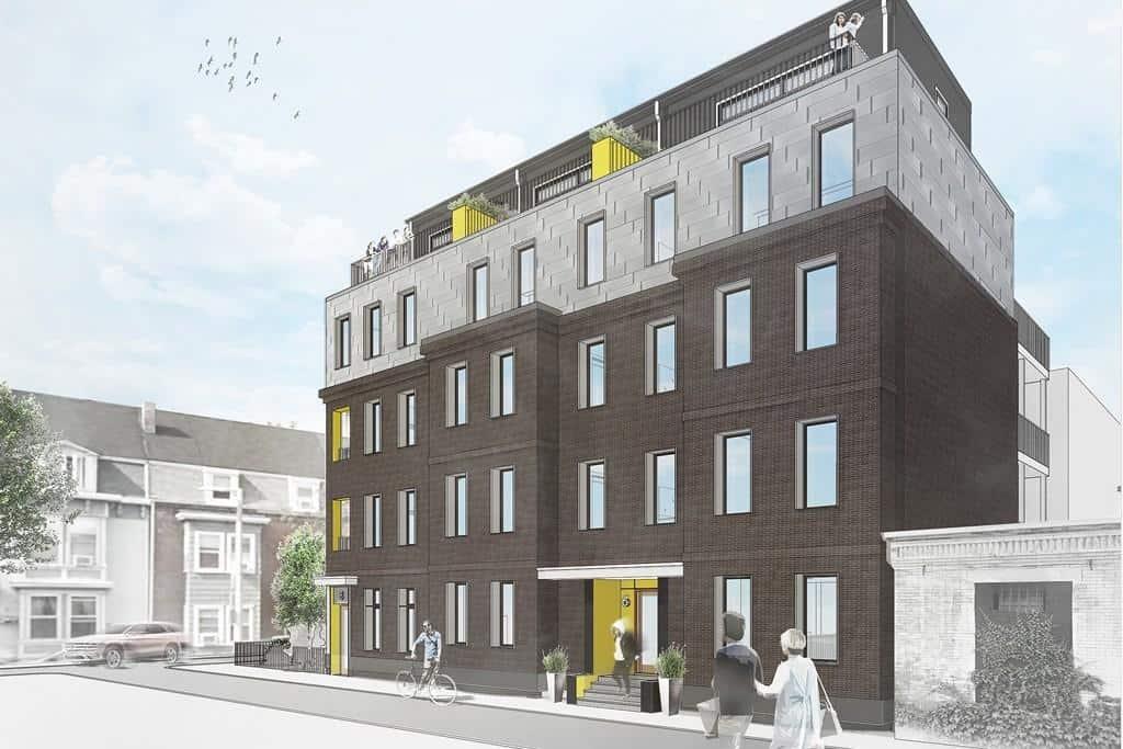 Block 8 | East Boston New Construction