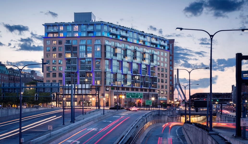 One Canal | Boston No Fee Luxury Apartments