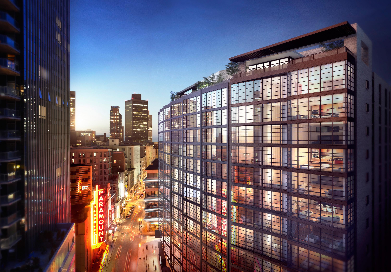 Millennium Place | Boston Luxury Condos | 580 Washington Downtown Boston