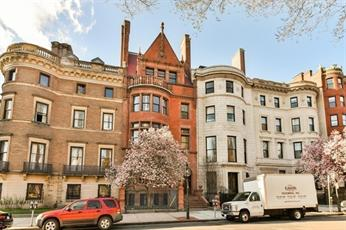 Thayer Mansion | Back Bay Luxury Condos