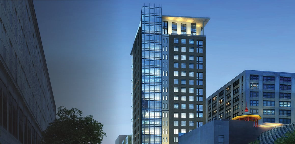 One Greenway | South End Luxury Rentals