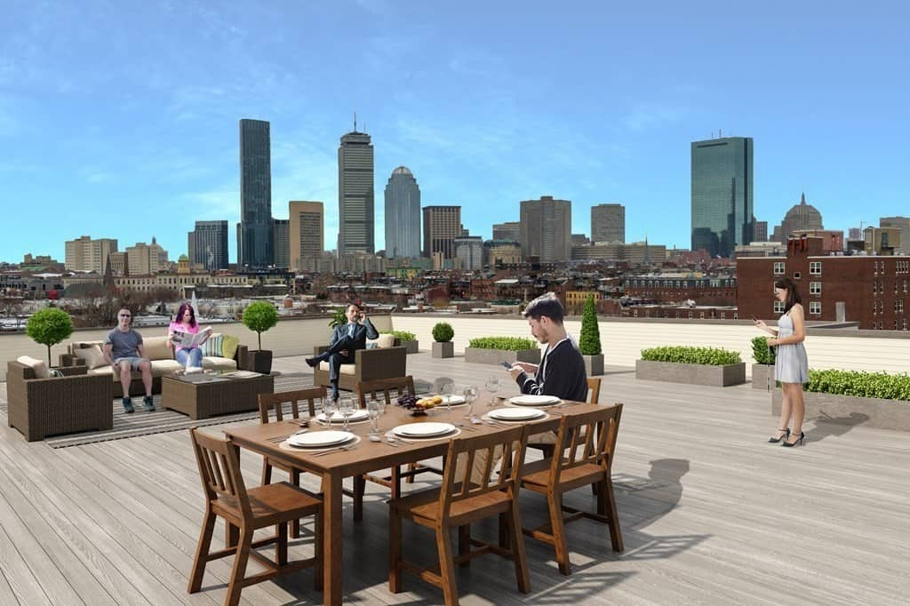 The Thorndike | South End New Construction Condos