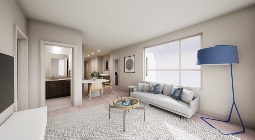 The Andi | Boston Luxury Apartments