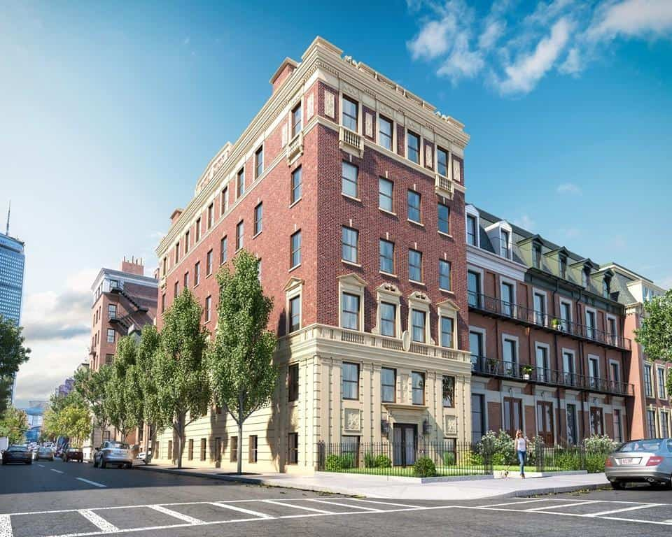 The Lydon | Back Bay Luxury Condos
