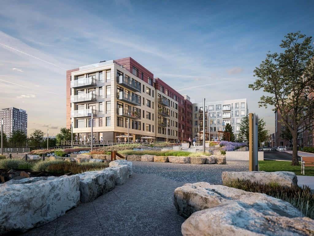 The Mark | East Boston Waterfront Luxury Condos