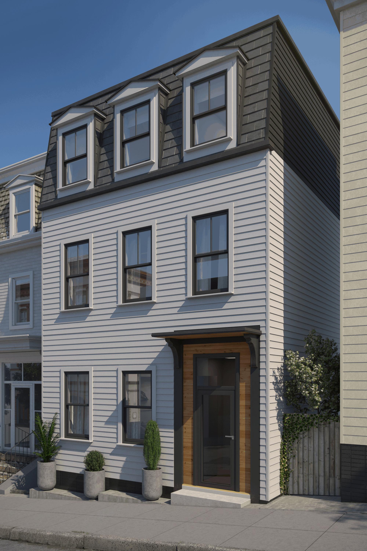 75 Old Harbor | South Boston Luxury Condos